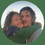 Frank Eijkelkamp en Juliette Reniers