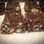 noten chocolade vegan