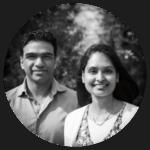 Rishi en Sharesma Soekhai - Yoga weekend Van Yoga naar Yogi