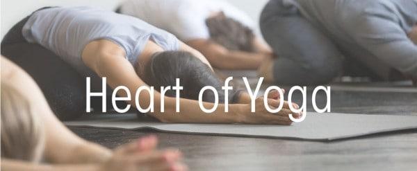 Agenda Heart of Yoga Holland calendar