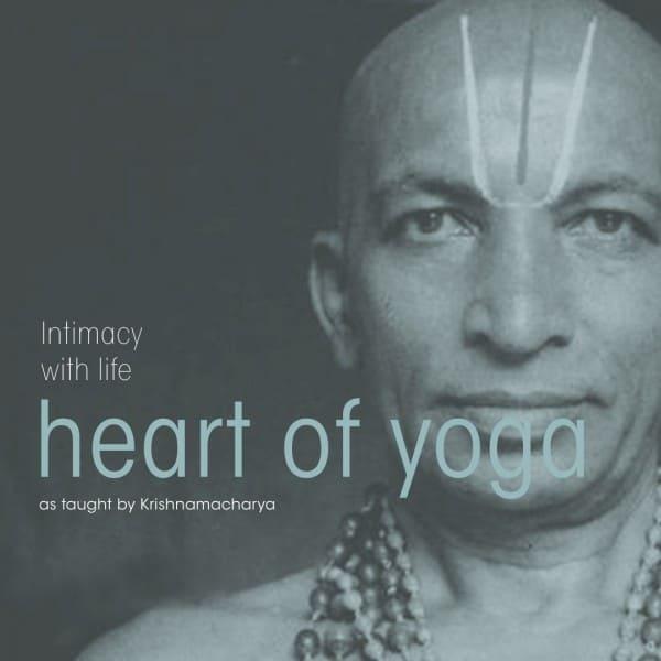 Krishnamacharya authentic yoga