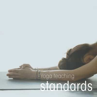 Yoga teaching Standards - The Land of Now - Heart of Yoga
