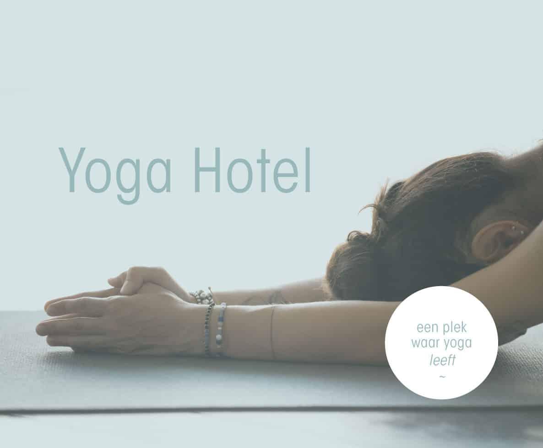 Yoga hotel in Nederland voor yogaretraite en yoga weekend retraite centrum The Land of Now