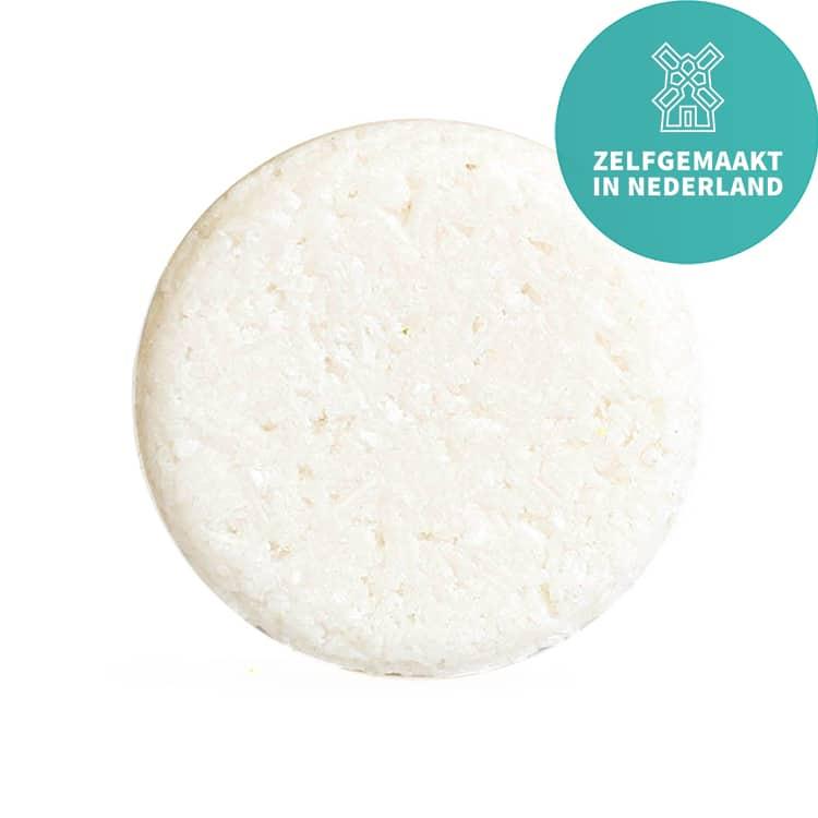 vegan shampoo bar kokos mild en zacht