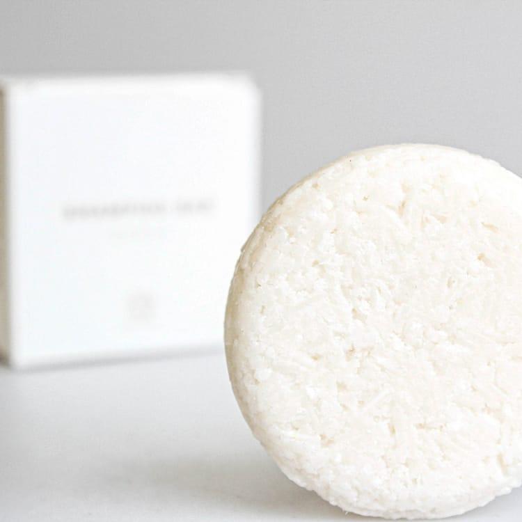 vegan shampoo bar kokos plasticvrij